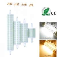 R7S Ampulle LED Flutlicht Dimmbar J78 J118 J189 10W 20W 25W 30W 5733 SMD Scheinwerfer mais Lampen Lampen Miky Weißen Bombillas