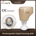 CN900B мини Перезаряжаемые слуховые аппараты мини усилитель слуха усилитель звука Ухо слуховые аппараты Перезаряжаемые слуховой аппарат