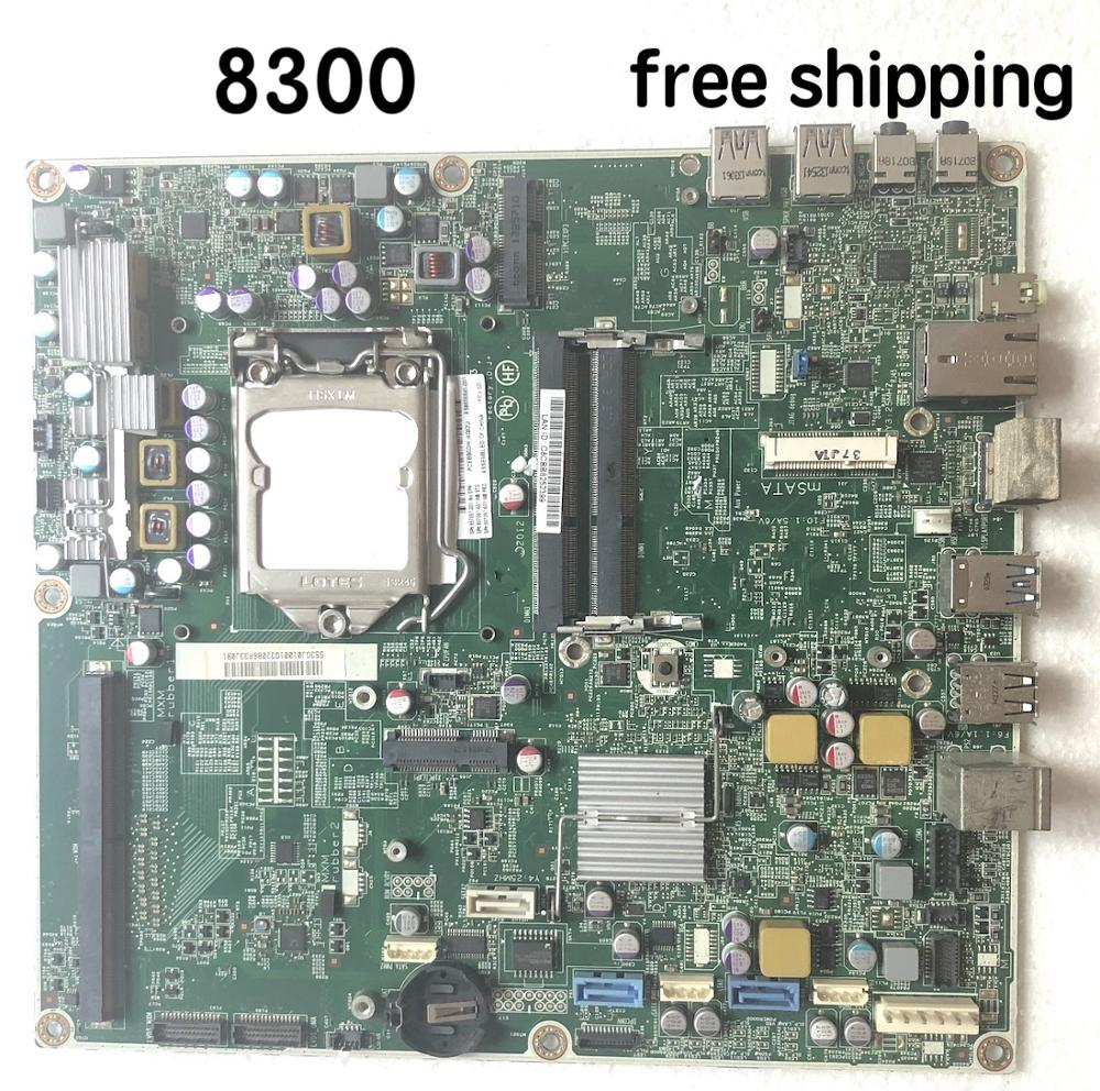 657097-001 For HP Compaq Elite 8300 AIO Motherboard 656945-001 657097-501 11053-1 48.3GH08.011 Mainboard 100%tested Fully Work