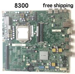 657097 001 dla płyty głównej HP Compaq Elite 8300 AIO 656945 001 657097 501 11053 1 48.3GH08.011 płyta główna 100% testowane w pełni działa|Płyty główne|   -