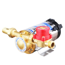 Stainless Steel Booster Pump Household Fully Automatic Water Heater Pipeline Pressurized Pump Mute Solar Energy Booster Pump стоимость