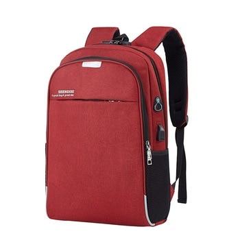Рюкзак WENYUJH мужской, для ноутбука, с Usb