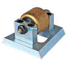 Vacuum Brazed Diamond Frankfurt Bush Hammer Tools For Marble Sandblasted surface broilers frankfurt