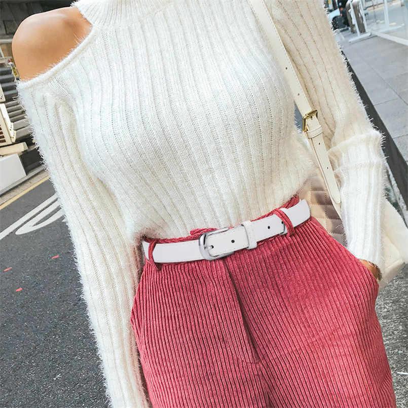 Mulheres cintos finos retângulo fivela de metal retro pulseira de couro de ponta acessórios femininos cinto feminino combinar para jeans vestido