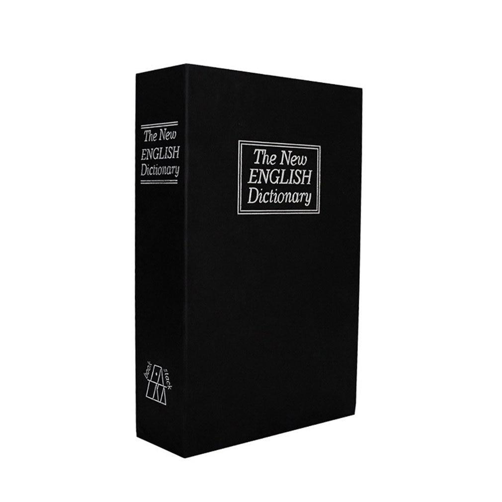 Safe English Dictionary Key Style Money Box Piggy Bank Safe Money Cash Coins Saving Box Lovely Gift For Kid Child Birthday LESHP