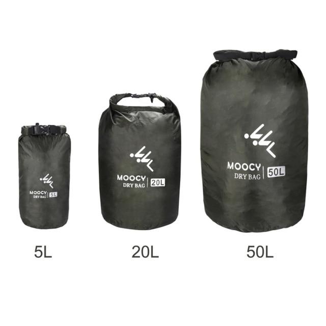 Waterproof Dry Bag Roll Top Sack Swimming Dry Organizer Beach Fishing Storage Bag Drifting Bag Outdoor Canoe Kayak Rafting