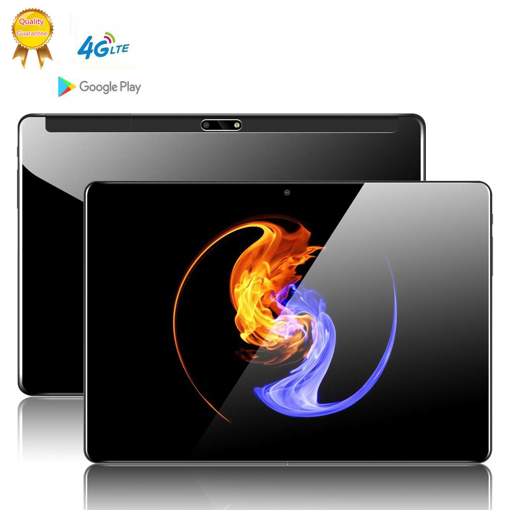 64GB MT6753 4G LTE Smart Call Phone 10 Inch Android Smart Tablet Pc Android 7.0 WiFi GPS FM Octa Core 10 Inch 32GB Tablets Pc
