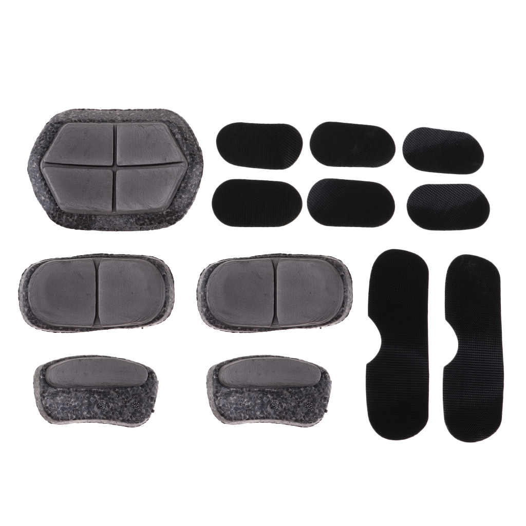 Replacement EPP Foam Pads Cushions For Outdoor Safety Protective Helmet Repair & Maintenance