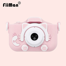 Children Kids Camera Digital Instant Video Cameras New Year Christmas Gifts Mini Educational Toys For Girls Boys Children Baby
