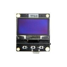 LILYGO®TTGO do ESP8266 OLED SH1106 1.3 Cal stacja pogodowa moduł Meteo Wifi
