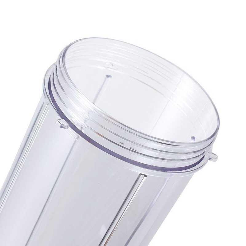 Copos de 32 onças (embalagem de 2) | peças e acessórios de substituição nutri | fits nutri 600w e pro 900w liquidificador