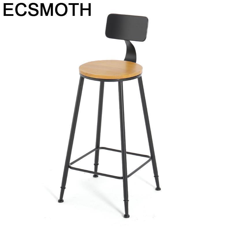 Stuhl Ikayaa Banqueta Todos Tipos Table Sandalyesi Comptoir Kruk Shabby Chic Cadeira Tabouret De Moderne Stool Modern Bar Chair