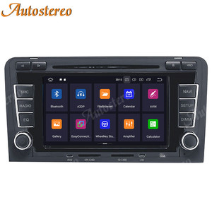 Image 3 - Android 10 PX5/PX6 Car Radio DVD Player GPS Navigation For Audi A3 2003 2013 Auto Stereo Multimedia Player Head Unit ISP Screen