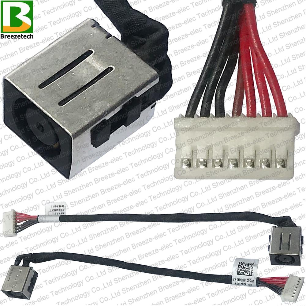HP PAVILION 14M-CD 14M-CD0001DX 14M-CD0003DX DC POWER JACK CONNECTOR L11631-S25