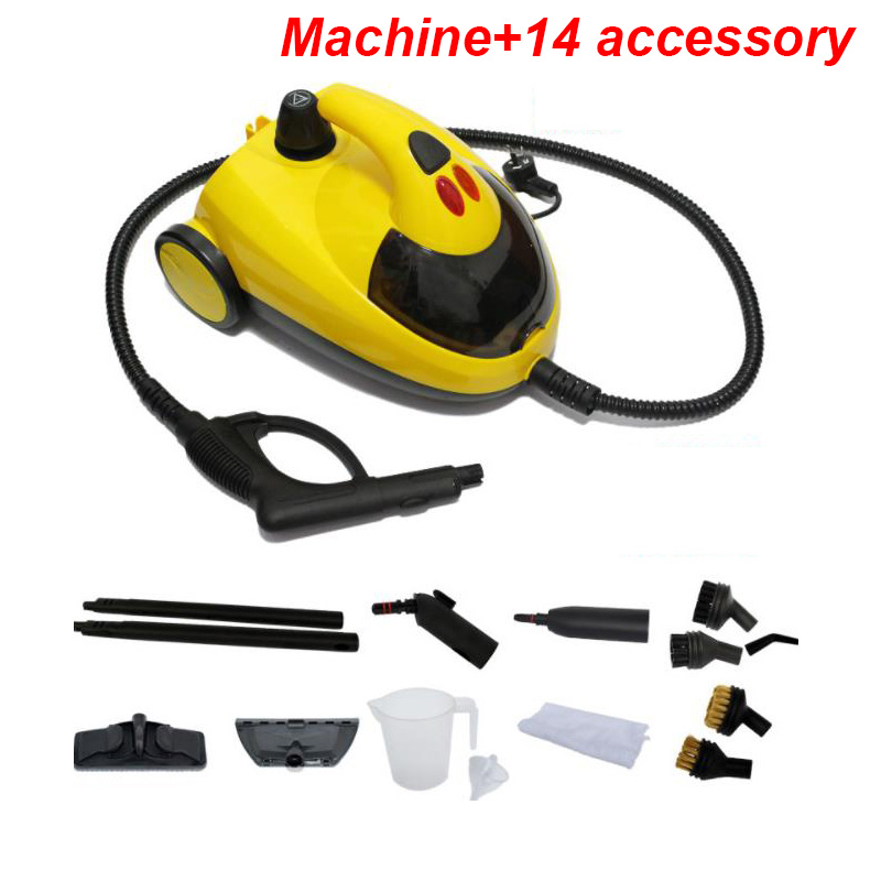 220V 1800W High Temperature High Pressure Mobile Cleaning Machine Steam Cleaner Automatic Pumping Sterilization Disinfector
