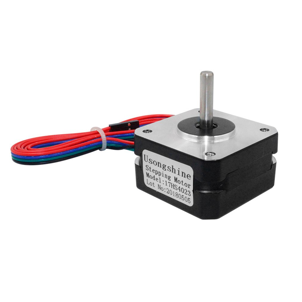 Nema17 4-lead Stepper Motor 23mm 42 Motor 3D Printer Motor Electric Motor  Gear  Motor  Extruder  17HS4023