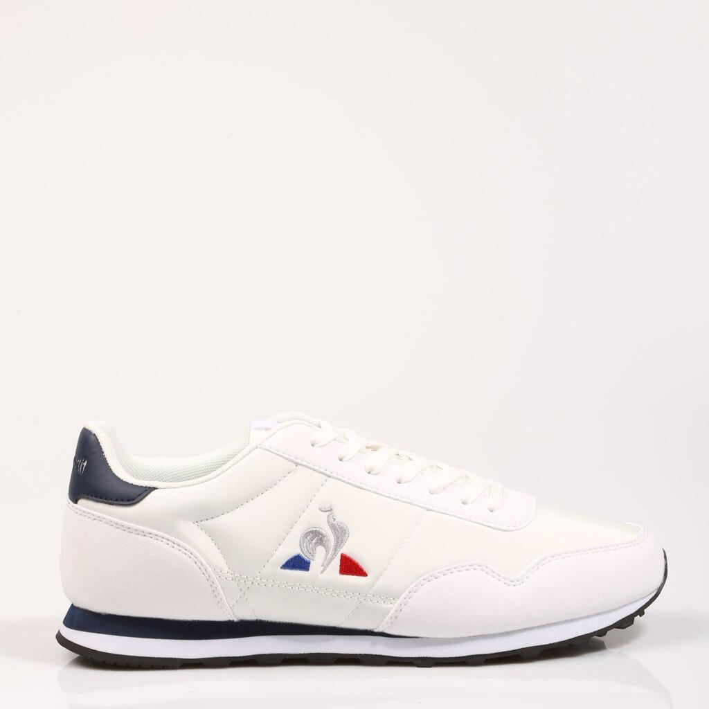 LECOQSPORTIF ZAPATILLAS ASTRA WHITE 2020868 Blanco Piel Hombre – White SNEAKERS Man Shoes Casual Fashion 73590