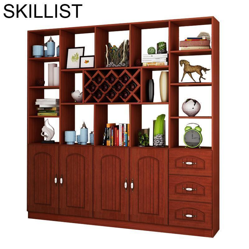 Hotel Adega Vinho Meube Kitchen Dolabi Meja Salon Sala Mesa Meuble Kast Living Room Furniture Shelf Mueble Bar Wine Cabinet