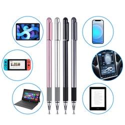 Uniwersalny 2 w 1 długopis Stylus Tablet Smartphone rysunek pióro ekran pojemnościowy dotykowy ołówek dla androida Mobile Smart Accessorie