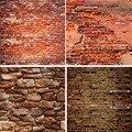Фоны для фотосъемки с изображением старой кирпичной стены цементного узора портретная фотосессия фотографические фоны для фотостудии