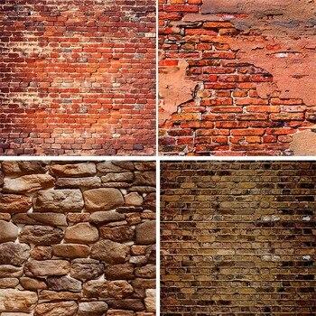 Фон для фотосъемки старая кирпичная стена цементный узор портретный Фотофон для фотостудии