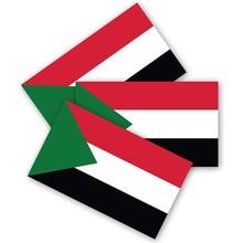 Palästina Flagge Stoßstange Aufkleber 3 Stück Sind aus Durable Wasserdichte Material, Motorrad Helm Stamm Vinyl Aufkleber