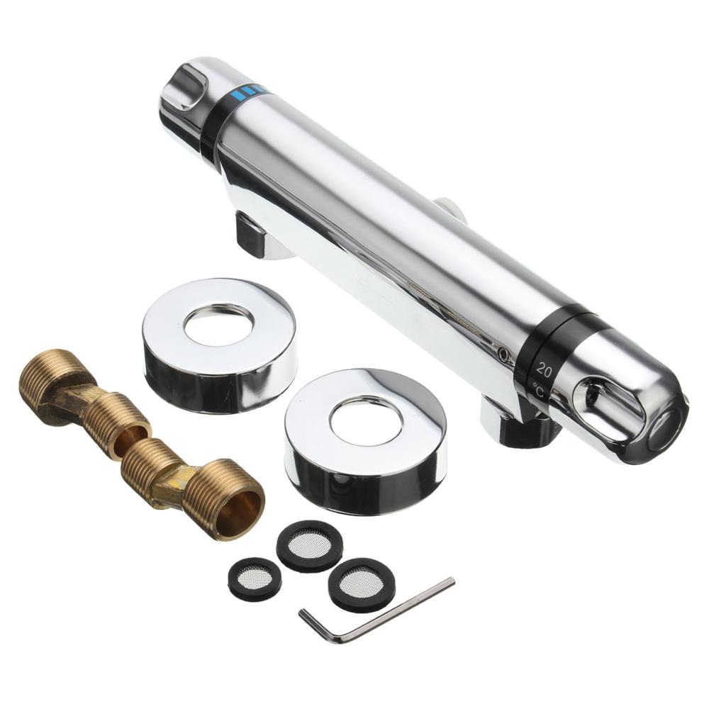 Mitigeur thermostatique pour robinet de douche contrôle automatique de la température eau