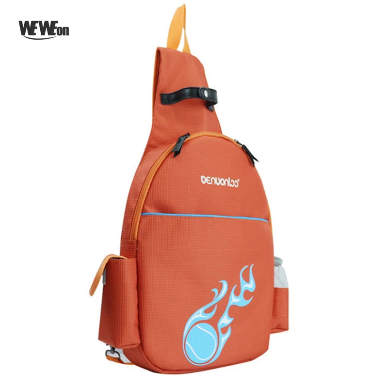 2pcs Tennis Racket Backpack Badminton Bag for Training Sport Accessories Enthusiasts Deachable Shoulder Strap Light Pack 1