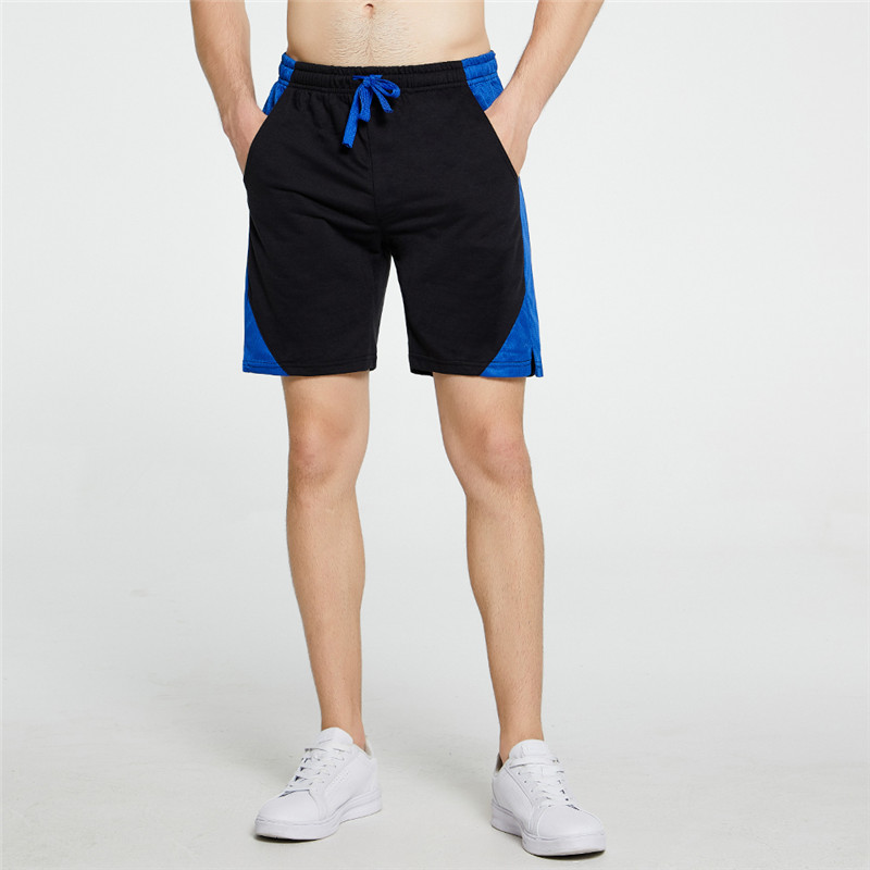 2020 Casual Shorts Men Summer Solid Beach Shorts Mens Sportswear Splice Boardshorts Male New Brand Outwear Jogger Short Pants