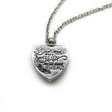 Простое Ожерелье чокер с Луной и сердцем для женщин ожерелье
