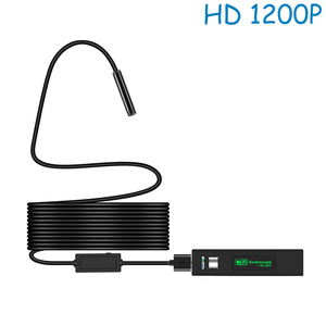Image 5 - Wireless WIFI Endoscope Camera Waterproof Inspection Mini Camera 8mm USB Endoscope Borescope For Iphone Android PC IOS APP