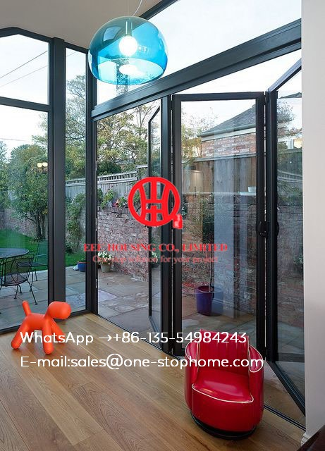 Patio Doors For Villa Use,Exterior Room Dividers Soundproof Insulated Glass