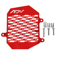 motorcycle accessories MOTORIST Motorcycle Accessories Radiator For ADV 150 adv150 2019 2020 Grille Guard Cover Protector water tank protection grill (4)