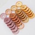 100 шт. 35 мм гриб планировщик связующие диски блокнот связующие кольца гриб диски связующие DIY аксессуары для скрапбукинга школьные принадле...