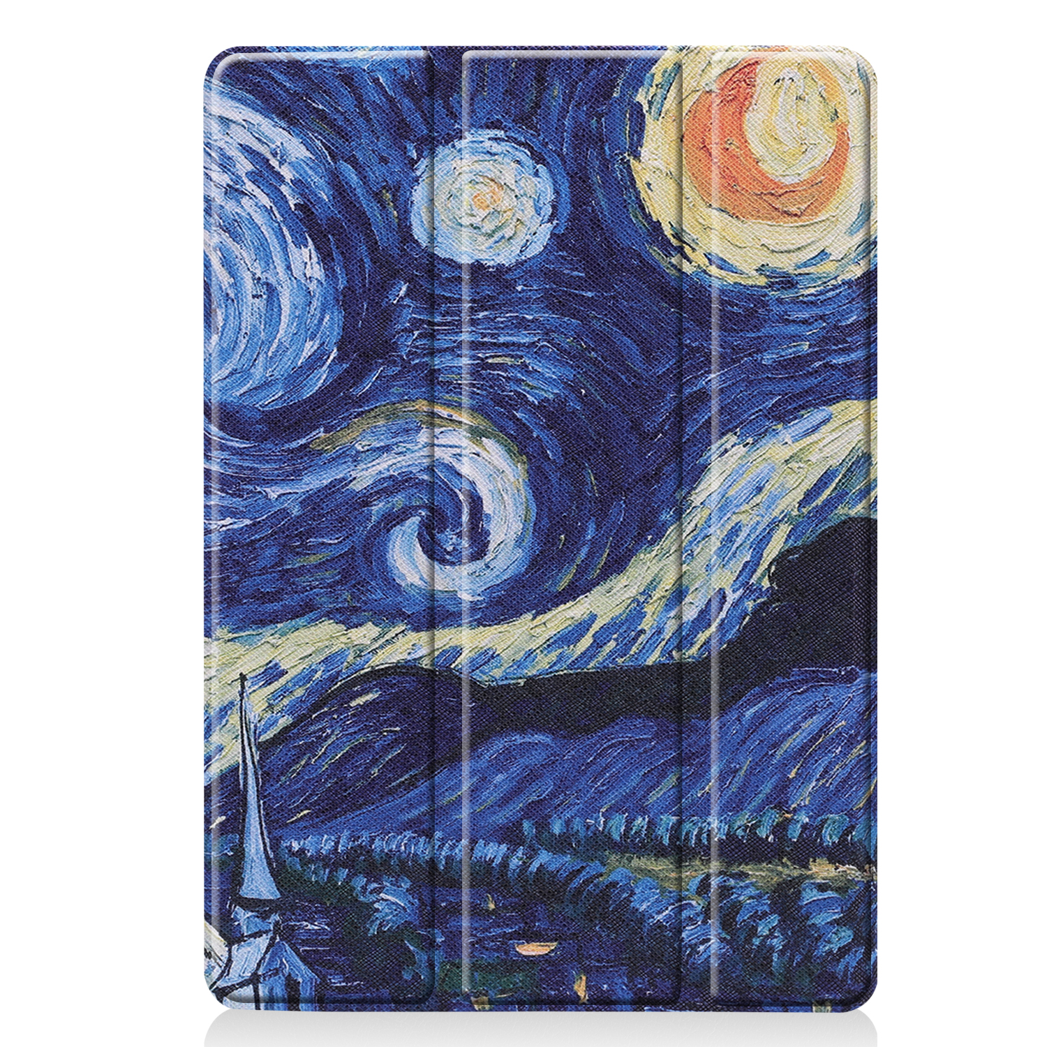 iPad Magnetic Smart-Cover A2428/a2429 iPad/8th/Cas Sleep for Apple Case 8-8th-Generation