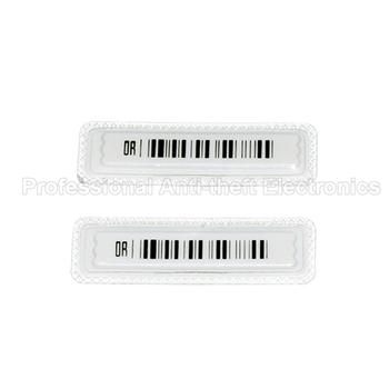 58KHZ wodoodporne etykiety DR * 5000 szt miękkie etykiety AM etykiety eas z zabezpieczeniem przeciw kradzieży tanie i dobre opinie smartkeeper CN (pochodzenie) PAE-FSBQ-001 barcode
