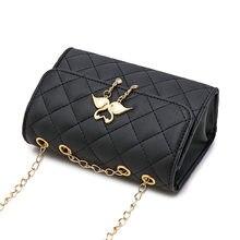 Bolsa nova moda losango bolsa de corrente chanel-estilo feminino bolsa de ombro crossbody pequena bolsa quadrada