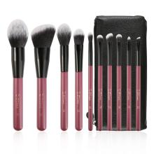 DUcare 10 Pieces Makeup Brushes Set Powder Foundation Highlighter Eye Make up Brushes with Bag