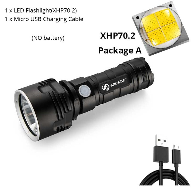 Réponse XR1 Lampe de Poche