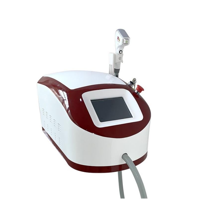 Профессиональная Диодная лазерная машина 808nm для удаления волос и омоложения кожи