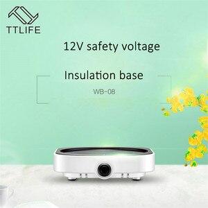 Image 4 - TTLIFE Neue USB Heizung Konstante Temperatur Heizung Coaster Elektrische Tee Maschine Desktop Heißer Milch Maschine Baby Flasche Warme Milch