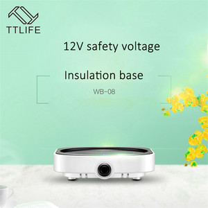 Image 4 - TTLIFE New USB Heater Constant Temperature Heating Coaster Electric Tea Machine Desktop Hot Milk Machine Baby Bottle Warm Milk