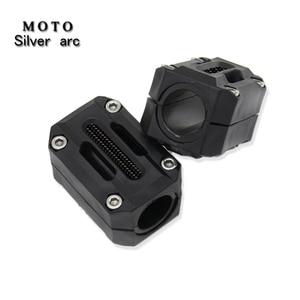 Image 2 - Motorcycle Engine Protection Guard Bumper Decor Block For Benelli TRK 502 TRK251 BN600GS BN600 BJ600 TRK 502X BN 600