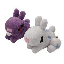 Новые плюшевые игрушки whiterabbit мягкие в виде животных для