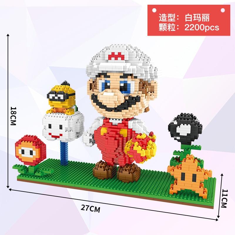 Super Mario Bros Micro Building Blocks 22