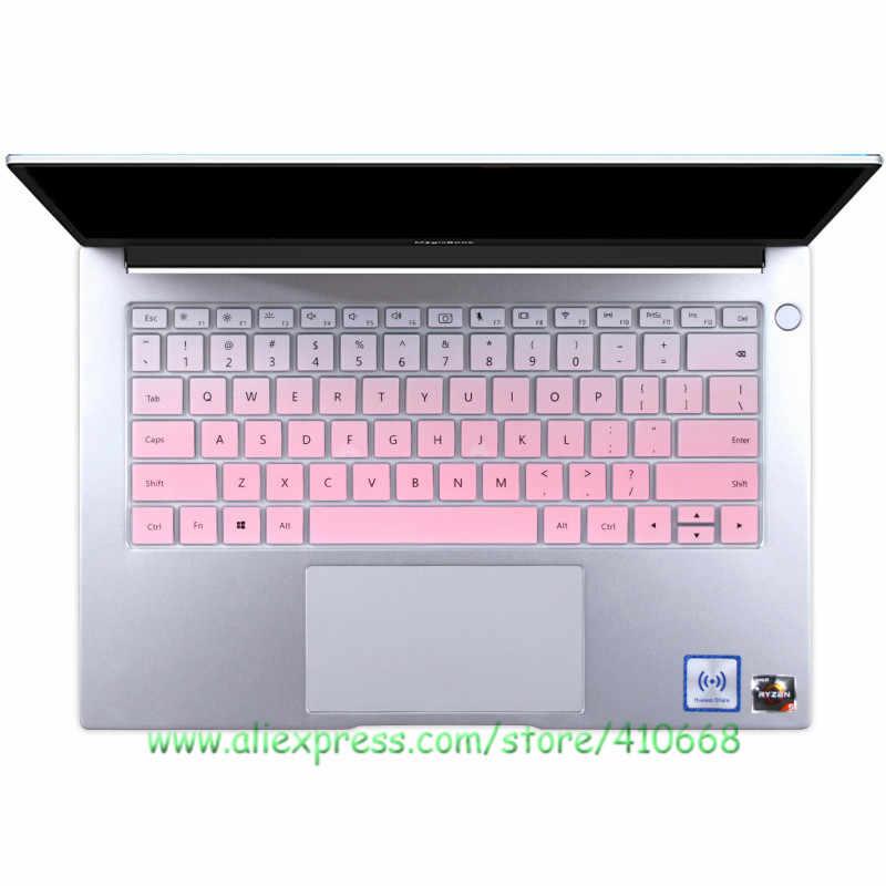 Für Huawei MateBook D 15 (AMD Ryzen) 15,6 zoll Laptop 2020 Tastatur Abdeckung Haut Schutz Für Huawei MateBook D15 Laptop