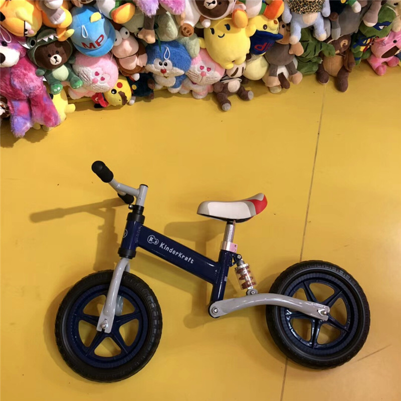 H852f475501bd43d391a693e1dac13fcfF Brand New Balance Bike Bicycle For Kids 3~6 Ages Child Toddler Complete Cycling Bike Learn to Ride Bicicleta No Pedal Push Bike