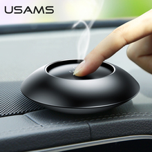 USAMS Air Freshener Smell Fragrance Air Condition Diffuser Styling Perfume Parfum for Auto Interior Accessories Air Freshener