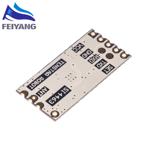 Image 3 - 10pcs HC 12 SI4463 wireless microcontroller serial, 433 long range, 1000M with antenna for Bluetooth