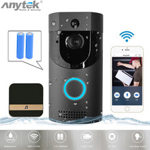 Anytek B30 Smart Door Bell Wireless WiFi Intercom Video Door
